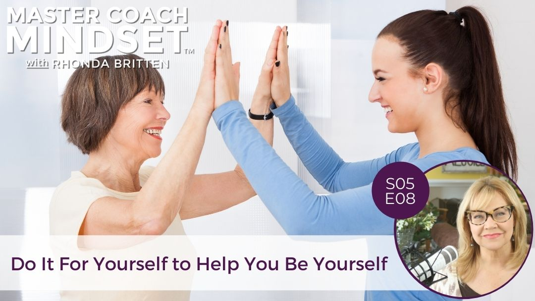 S05E08 – Do It For Yourself To Help You Be Yourself